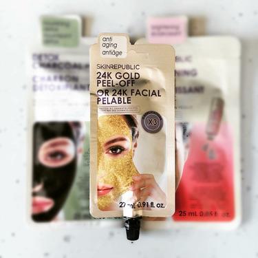 Skin Republic 24K Gold Peel-Off Face Mask