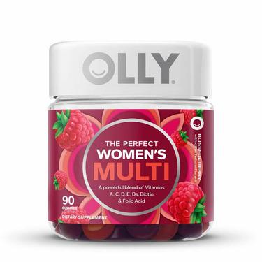 Olly women's vitamin gummies