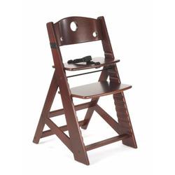 Keekaroo Height Right Kids High Chair, Mahogany