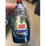 Fairy antibacterial washing up liquid