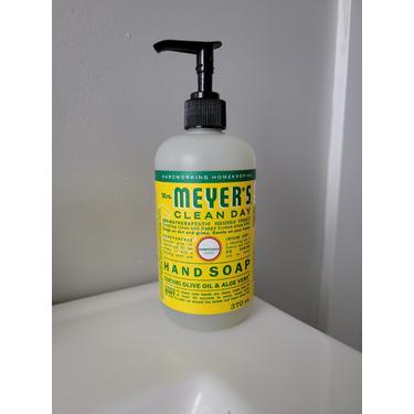 Meyers hand soap