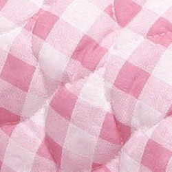 Babe Ease Original Clean Shopper, Pink Gingham
