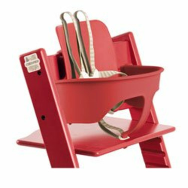 Stokke Tripp Trapp Baby Set in Red