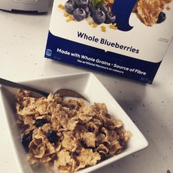 Special K Whole Blueberries Cereal