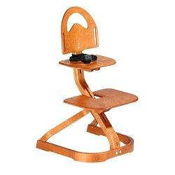 Svan Youth Chair in Cherry Stain