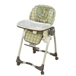 Baby Trend 4 Position High Chair, Nambia
