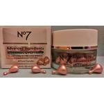 No7 Advanced Ingredients Ceramide & Peptides Facial Capsules