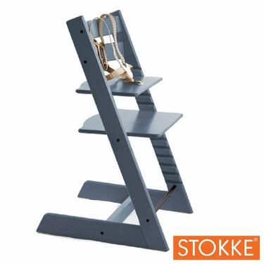Stokke Trend Tripp Trapp Chair in Blue
