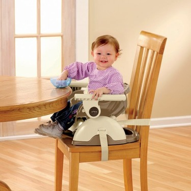 Fisher Price Space Saver High Chair - Geo Circles
