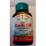 Jamieson Super Garlic Oil