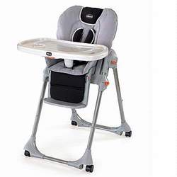 Chicco Polly Highchair Double Pad In Romantic