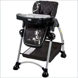 Mia Moda Alto Highchair, Black