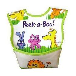 Dex Baby Dura Bib - Stage 1 - Small, Peek-A-Boo