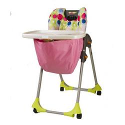 Wupzey High Chair Food Catcher, Pretty Pink