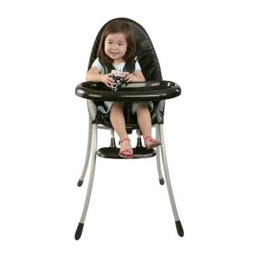 Bloom Nano Convertible High Chair - Harvest Orange