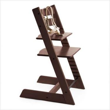 Stokke Tripp Trapp Classic High Chair in Walnut