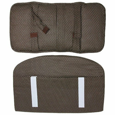 Euro Chair Seat Cover and Backrest For 20395 Euro Highchair