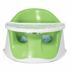 BebePOD Boost Foam Support Seat For Baby GREEN