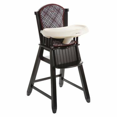 Eddie Bauer Classic Wood High Chair - Sinclair