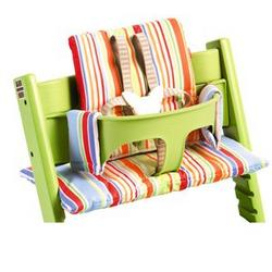 Stokke Tripp Trapp Cushion in Art Stripe