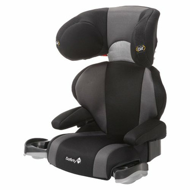 Safety 1st Boost Air Protect Booster Car Seat, Newsboy