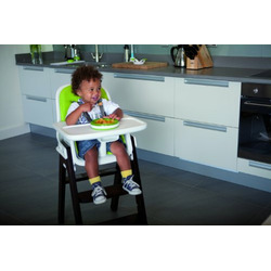OXO Tot Sprout Chair, Taupe/Birch