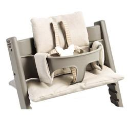 Stokke Tripp Trapp Cushion in Linen Natural