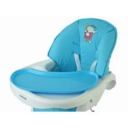Dream On Me Swivel 360 Highchair, Blue