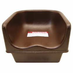 Brown Booster Seat (11-0222) Category: Booster Seats