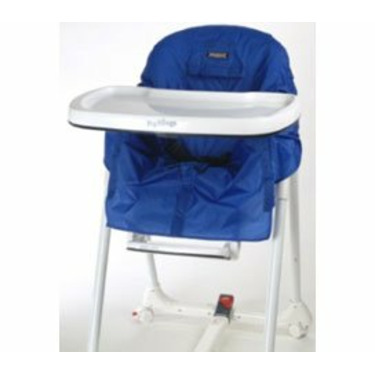 Blue Messeez High Chair Cover Size A