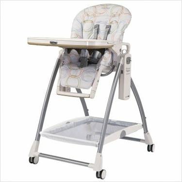 Prima Pappa Newborn 2010 High Chair in Circle Multi