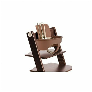 Tripp Trapp High Chair Baby Set Color: Blue