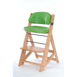 Keekaroo Height Right High Chair With Comfort Cushion Set - Lime