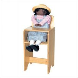 Virco ECDOLLCHAIR Doll High Chair