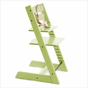 Stokke Tripp Trapp Classic Green High Chair