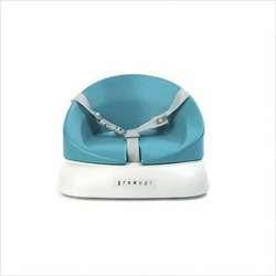 Grow Up Booster Seat in Aqua Blue