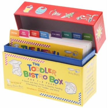 Baby Bistro Brands, Inc. Toddler Bistro Box