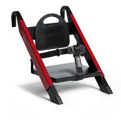 minui HandySitt Portable High Chair (Black/Red)