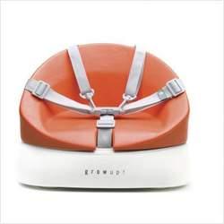 Grow Up Booster Seat Color: Mandarin