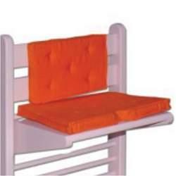 Argington Babylon Cushion - Orange