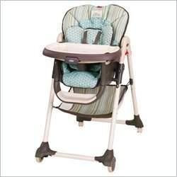 Graco Cozy Dinette Highchair in Broadstreet