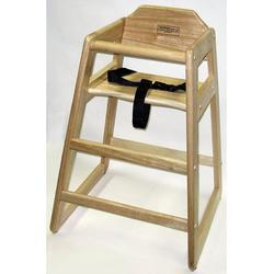 Lipper International High Chair - Natural