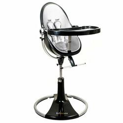 Bloom E10503-LLSL, Fresco Large Seat Pad w/Harness - Metallic Luna Silver