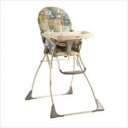 Cosco Juvenile Flat Fold Hannah Plastic High Chair