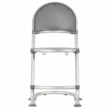 Mutsy Easygrow High Chair in Dark Grey