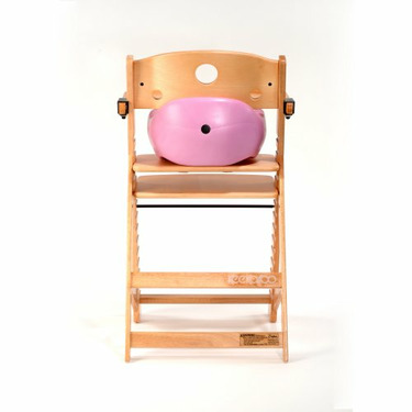 Keekaroo High Chair and Infant Insert Tray, Lilac