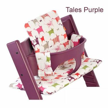 Stokke Tripp Trapp Cushion - Tales Purple