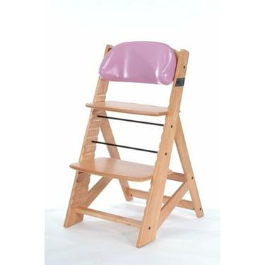 Keekaroo Comfort Cushion - Back - Lilac