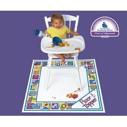 Floor Topper: ABC Design- 6 pk [Baby Product]