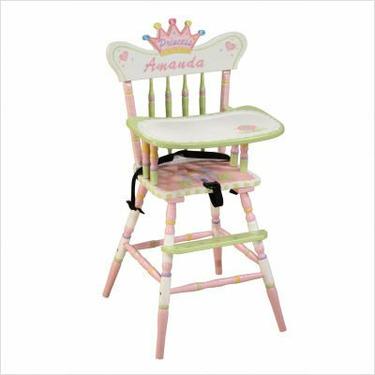 Sunny Safari Princess High Chair